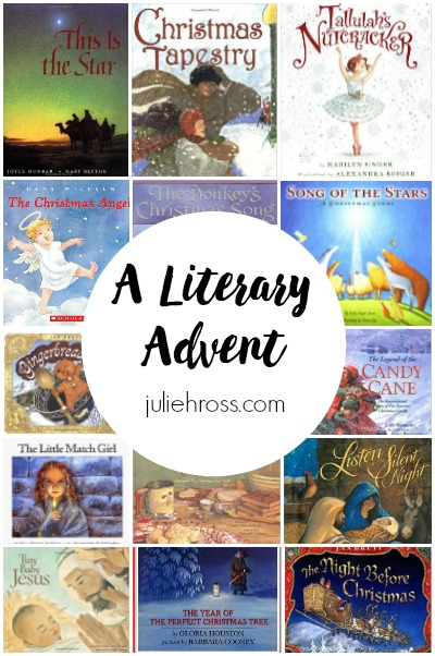 A Literary Advent