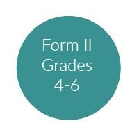 Form II (grades 4-6)
