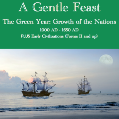 Green Language Arts Packets