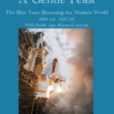 Blue Language Arts Packets