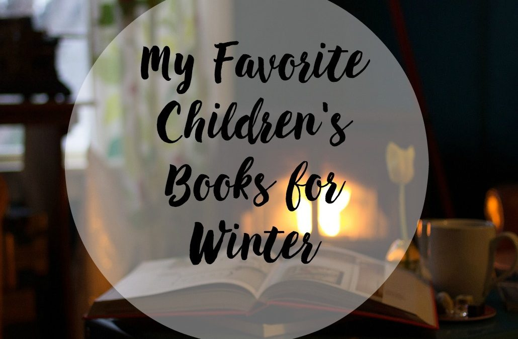 My Favorite Winter Children's Books
