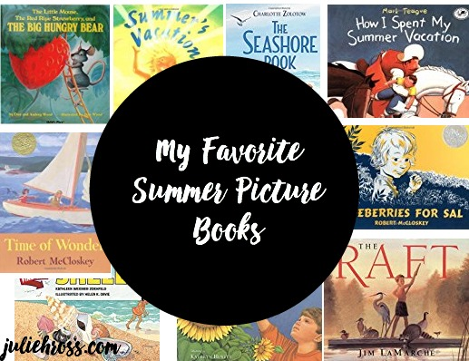 My Favorite Picture Books for Summer